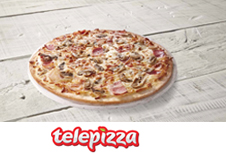 1€ en carburante por tus compras en Telepizza.es